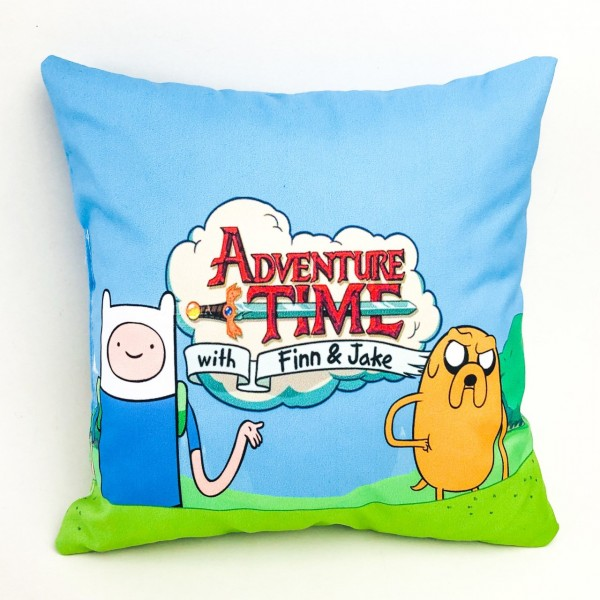 Adventure Time Orta Boy Yastık