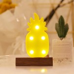 Ananas Mini Led Lamba