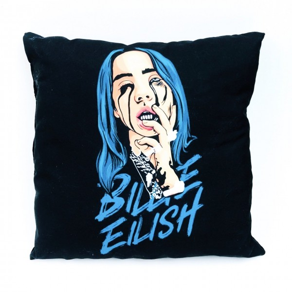 Billie Eilish Orta Boy Yastık