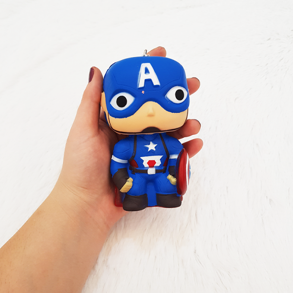 Captain America Squishy