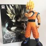 Dragon Ball Z - Super Saiyan Resolution of Soldiers Figür