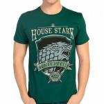 Game Of Thrones - Stark Yeşil Tişört