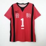 Haikyuu #1 Nekoma Tetsuro Kuroo Forması