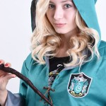 Harry Potter- Quidditch Slytherin Cübbe
