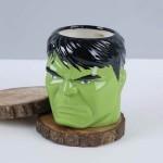 Hulk 3D Tasarım Kupa Bardak