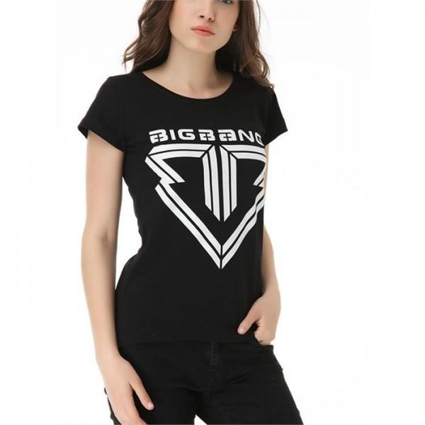 K-Pop BigBang Kadın Tişört