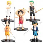 One Piece - Çocukluk Figürleri