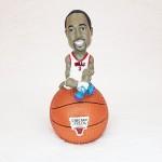 NBA - Chicago Bulls Dwyane Wade Jersey Figür Kumbara