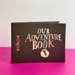 Our Adventure Book Tasarım Klasör Albüm